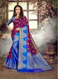 Rich Art Silk Weaving Saree