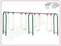 4 Seater U Swing