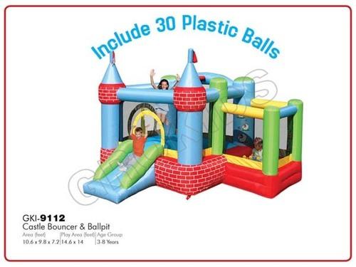 Jungle Fun Bouncy Castles