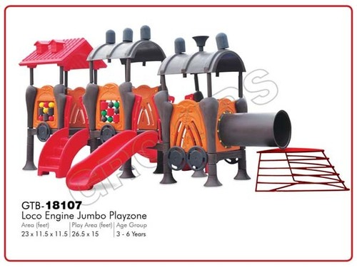 Loco Engine Jumbo Playzone