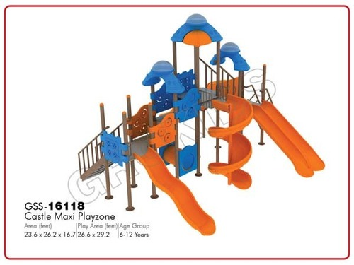 Castle Maxi Playzone
