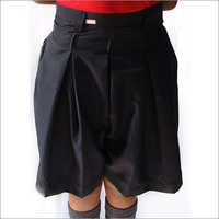 J-Plain Skirt Cotton