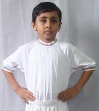 White Sports R-Shirt
