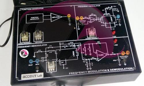 Frequency Modulation & Demodulation Kit