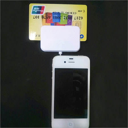 Square Magnetic card reader Credit Card For iPhone iPad iPod or All Android