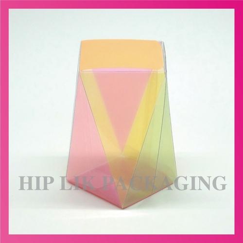 Colored Acetate Box