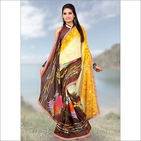 Exclusive Printed Sarees