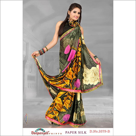 Fancy Border Sarees