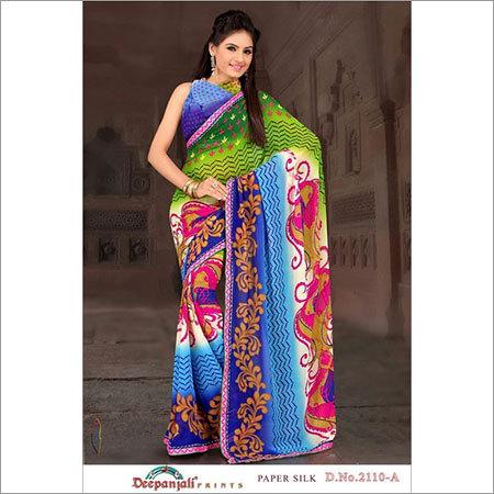 Florar Printed Sarees