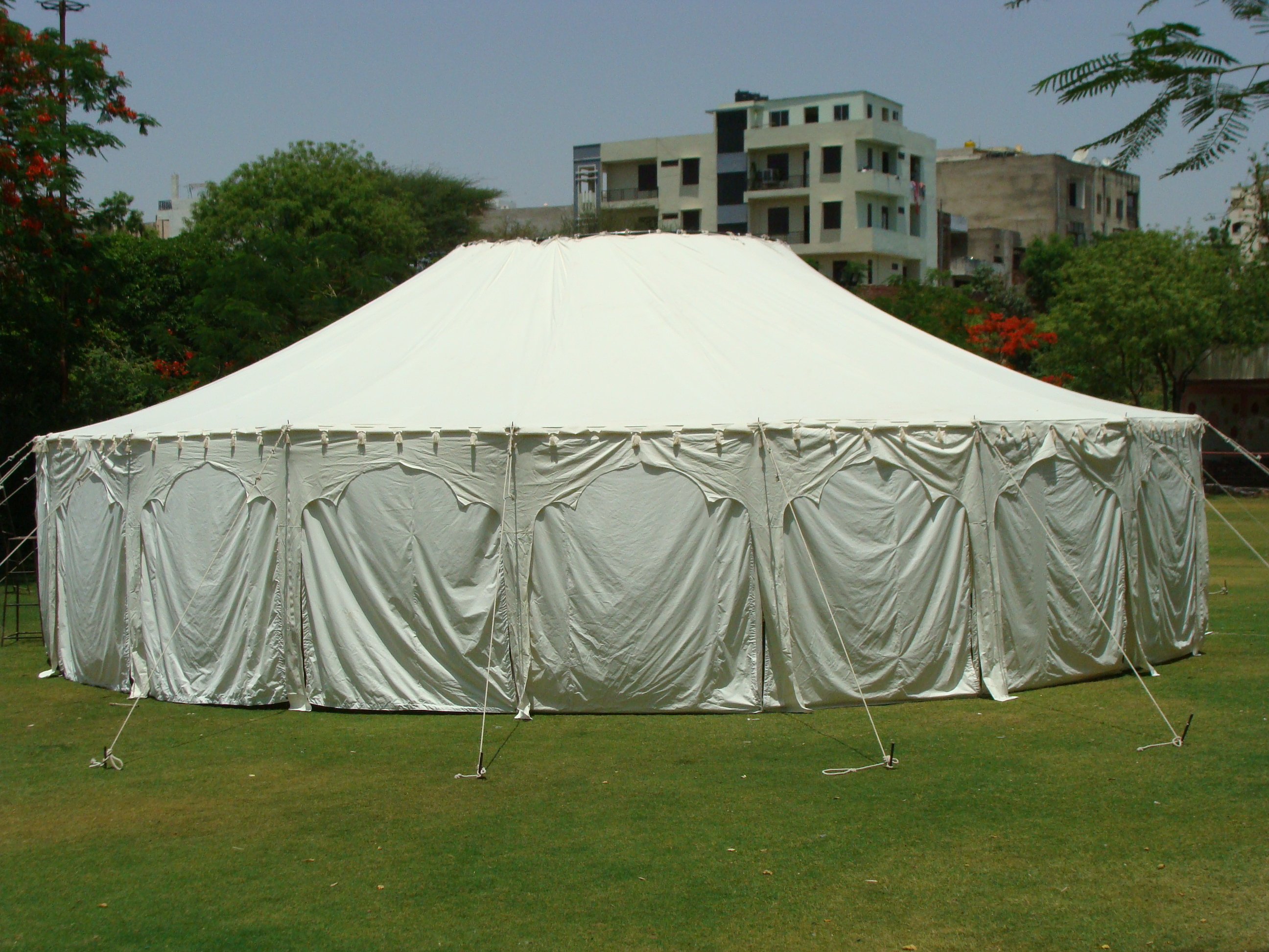 Round Party Tent