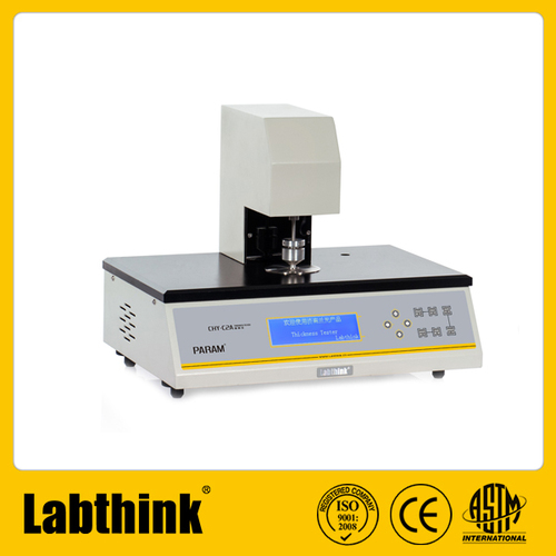 Benchtop Thickness Test Apparatus