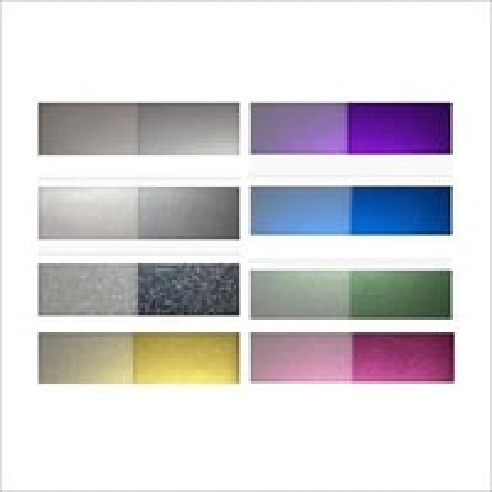 Silver White & Iridescent Series Pigments