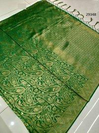 Designer Kanjivaram Art Silk Saree