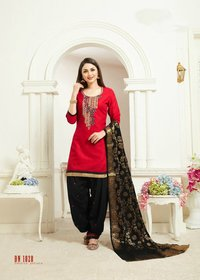 Designer Readymade Patiyala Dress
