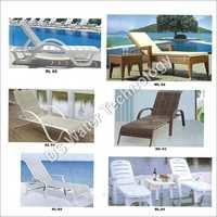 Swimming Pool Sun Loungers
