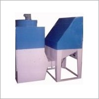 Wet Spray Booths Water Curtain Type