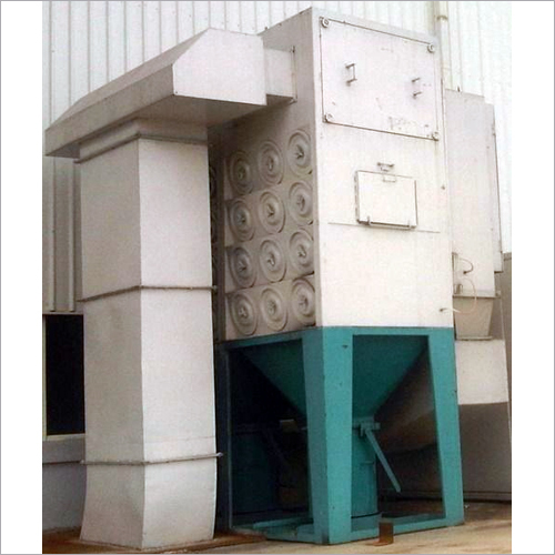 Cartridge Element Dust Collector Systems