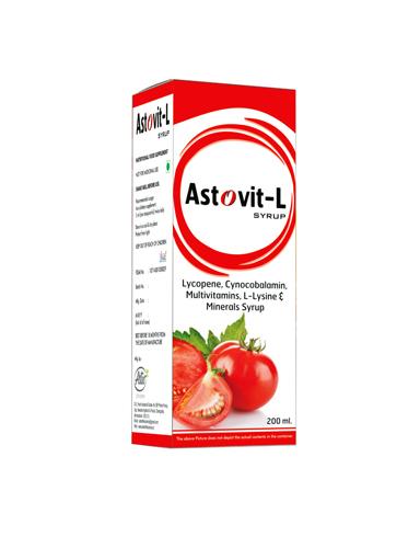Astovit-L Syrup