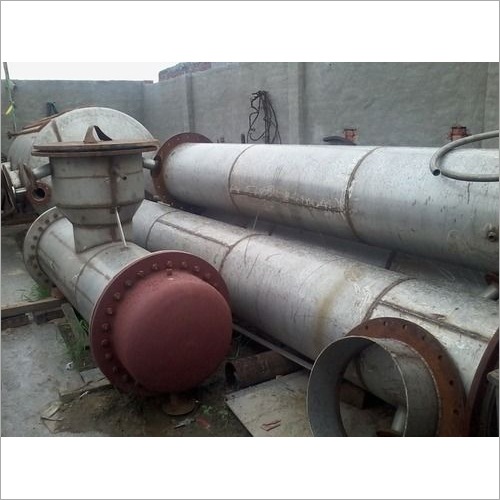 Column & Heat Exchanger