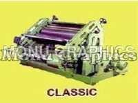 Oblique Type Corrugating Machine