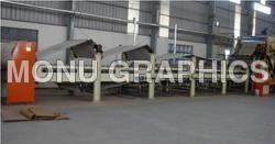 Automatic 3/5/7 Ply Corrugation Machine