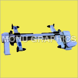 Heavy duty reel stand