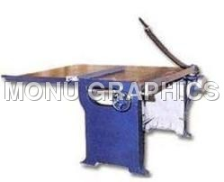 Hand Operated Board Cutter