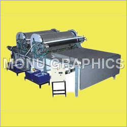 Double Colour Flexo Printing Machine
