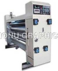 Color Printer Die Cutting Machine with Slotting &