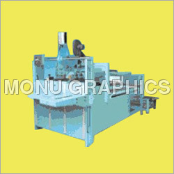 Semi Folder Gluer Machine
