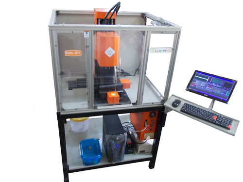 PC Based Trainer Milling Machine