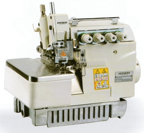 High Speed Direct Drive Overlock Sewing Machine