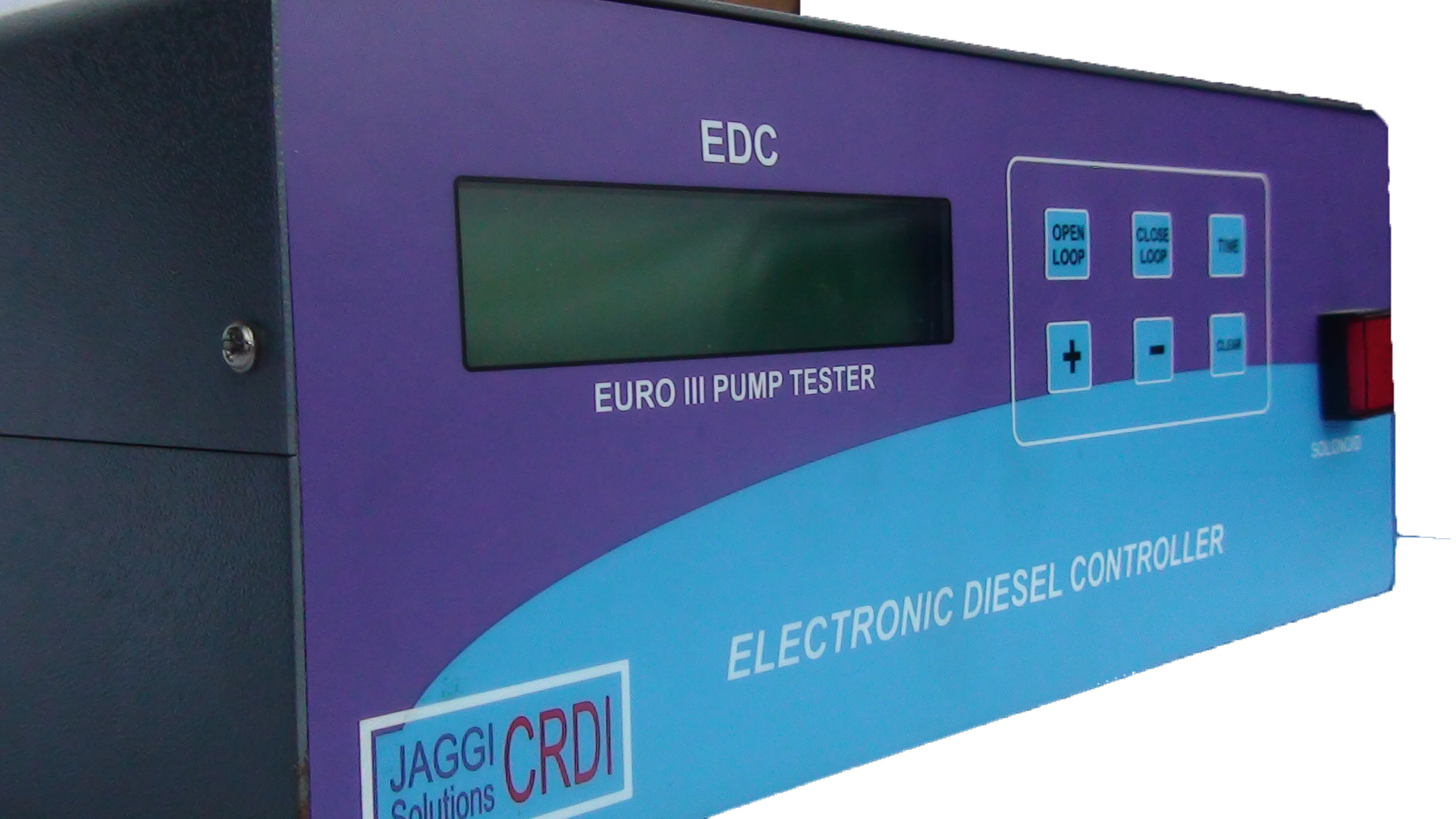 Electronic Diesel Control