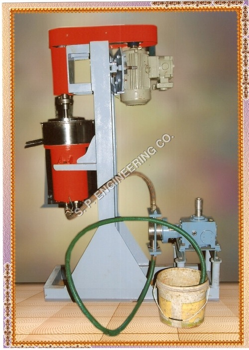 Paint & Ink Making Machinery