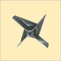 Furnace Fan Blades