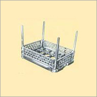 Tray Cast Basket Assembly