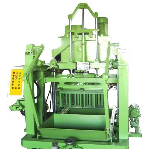 Auto Feeder Hollow Block Machine