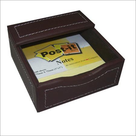 post it note holder, post it holder