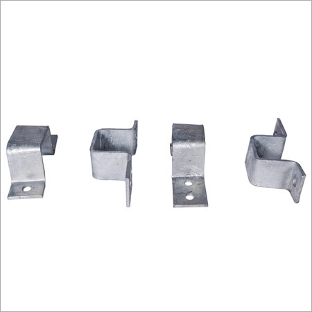 Metal Pole Clamp