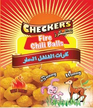 Fire Chilly Balls