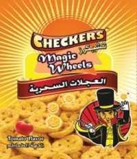 Magic Wheels