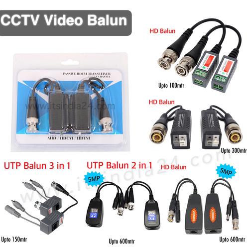 Cctv Video Balun