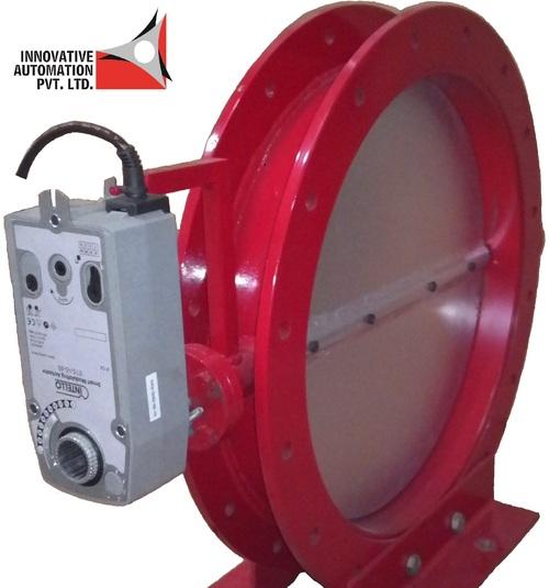Motorized Control Valves & Electrical Actuators