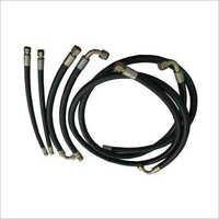 Rubber low pressure hose pipe