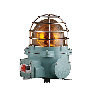 Explosion Proof LED Revolving Warning Light