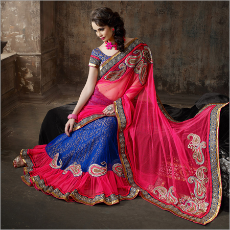 Fancy Moksh Sarees