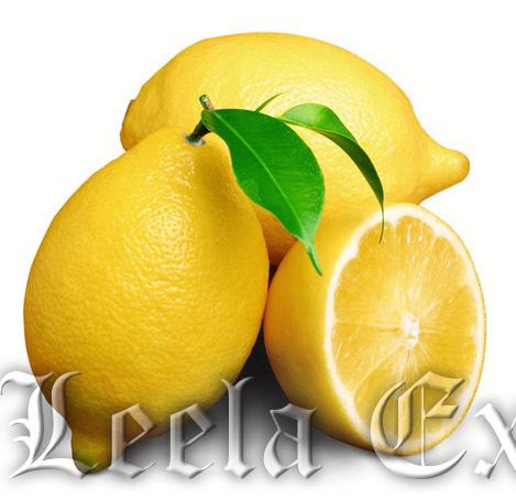 FRUITS : LEMON