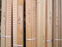Wooden Timber Moulding