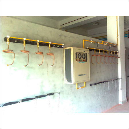 Medical Gases Pipeline System