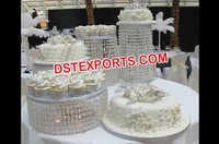 English Wedding Cake Stands